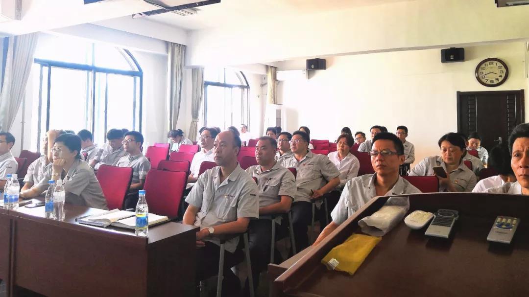 """永安期货北京研究院为bwin必赢亚洲公司""""传经送宝"""""""